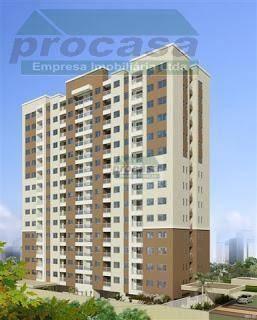Imagem 1 de 1 de Apartamento Residencial À Venda, Parque 10 De Novembro, Manaus - . - Ap2571