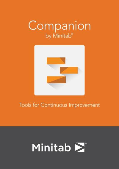 Minitab Companion By Minitab V.5.2- Envio Imediato!