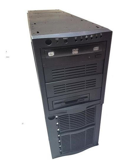 Servidor Supermicro Xeon 500gb 8gb Custo/beneficio
