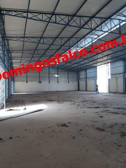 Venda - Salão Industrial - Chácara Recreio Cruzeiro Do Sul - Santa Bárbara D