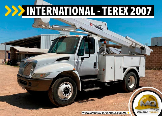 Grua Canastilla International - Terex Tl50m 2007