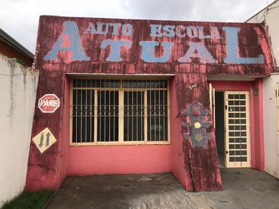 Casa Comercial / Residencial - Centro De Bauru