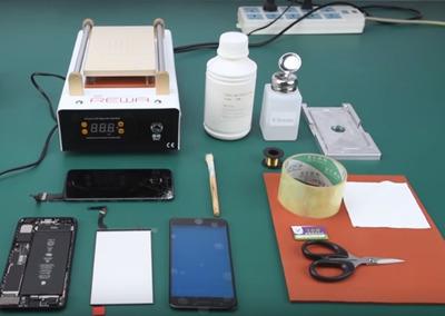 Cambio De Vidrio Exterior Para iPhone 5 6 6s 7 7plus 8 8plus