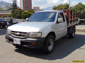 Chevrolet Luv 2.5 Diesel 4x2 Estacas