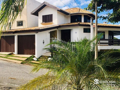 Imagem 1 de 26 de Casa Com 3 Dormitórios À Venda, 380 M² Por R$ 1.200.000,00 - Jardim Emília - Sorocaba/sp - Ca1690