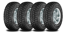 Kit 4 Neumaticos Fate Lt 215/80 R16 107q Tl Rr Mt Serie 2