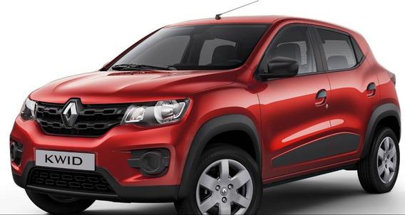 Renault Kwid 1.0 12v Zen Okm R$ 33.999,99
