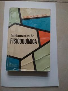 Libro De Fundamentos De Fisicoquimica
