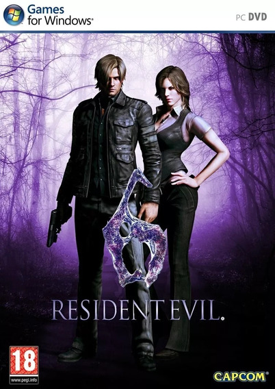 Resident Evil 6 Pc - 100% Original (steam Key)