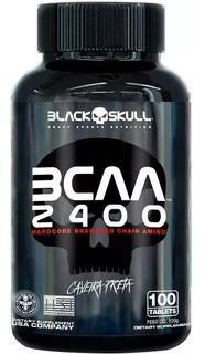 Bcaa Black Skull 2400 30 Tb - 2:1:1