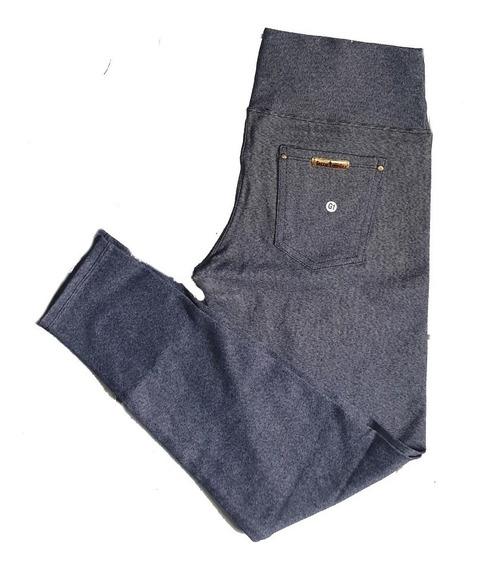 Calça Cotton Jeans Ideal Para Gestante ,gravida Plus Size