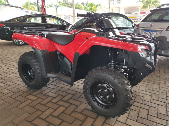 Honda Trx 420 Fourtrax 4x4