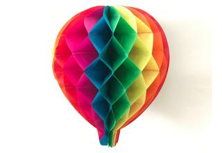 Enfeite Balão 25 Cm Festa Junina