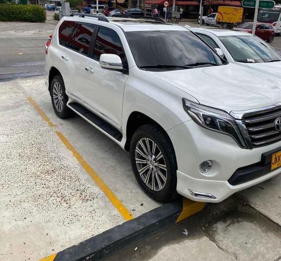 Toyota Prado Txl, Diésel, 2017