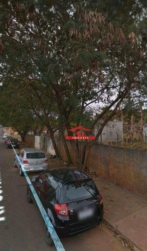 Imagem 1 de 2 de Terreno À Venda, 1800 M² Por R$ 5.400.000 - Vila Aviação - Bauru/sp - Te0337