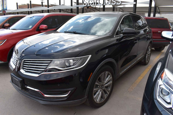 Lincoln Mkx Lincoln Mkx 2017