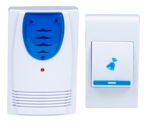 Campainha Residencial Wireless Com 36 Toques Diferentes 12v