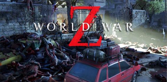 World War Z Guerra Mundial Pc Game Mídia Digital
