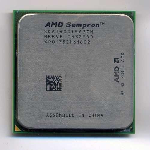 Processador Amd Semprom 3400+ Socket Am2