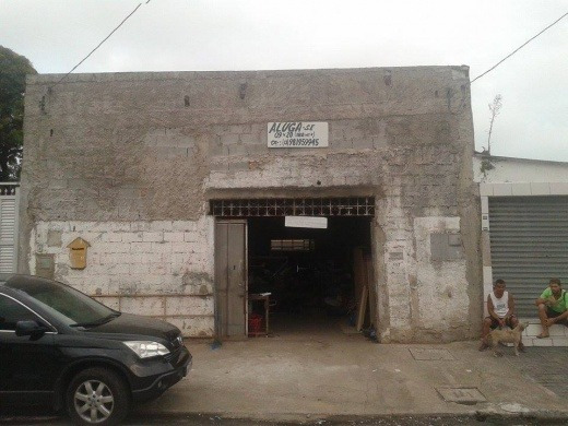 Aluguel Galpão Praia Grande Brasil - 2570-a