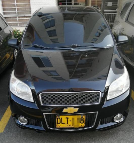 Chevrolet Aveo Emotion Emotion 2012