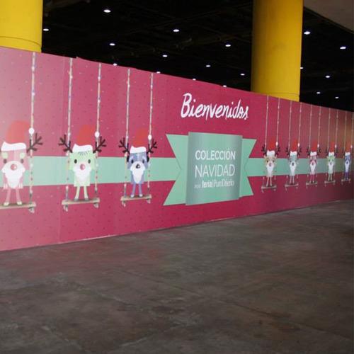 Imagen 1 de 10 de Cartelería Comercial  Stand  Decoracion De Locales