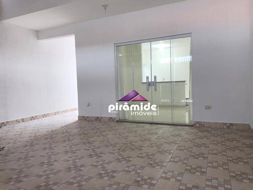 Casa À Venda, 67 M² Por R$ 250.000,00 - Vila São Geraldo - São José Dos Campos/sp - Ca5271