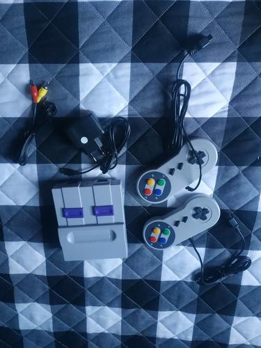 Imagem 1 de 2 de Super Game Box Retro Jogos 2 Control ( Nintendo 600 Jogos)