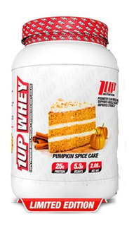 1up Whey - 938g Sabor Pumpkin Spice Cake - 1 Up Nutrition