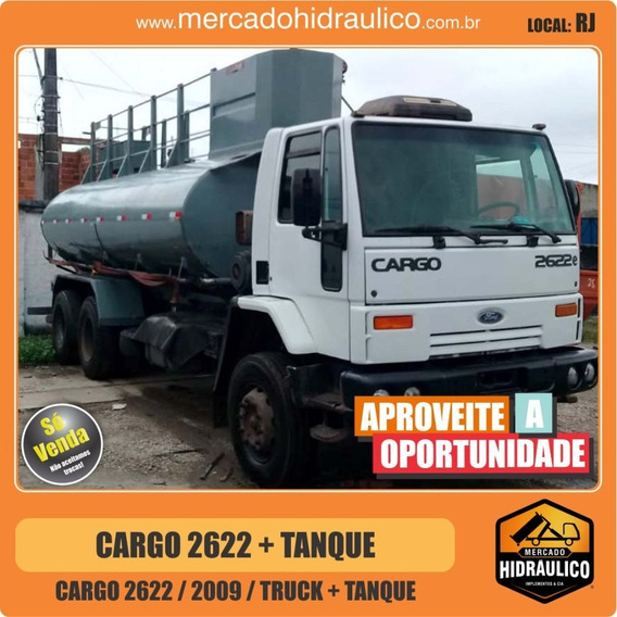 Ford Cargo 2622 / 2009 - Tanque