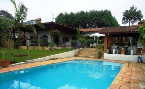 Casa Com 3 Dormitórios À Venda, 463 M² Por R$ 1.650.000,00 - Nova Higienópolis - Jandira/sp - Ca0151