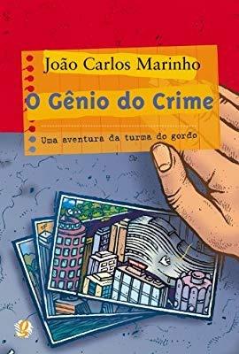 Livro O Gênio Do Crime - João Carlos Marinho