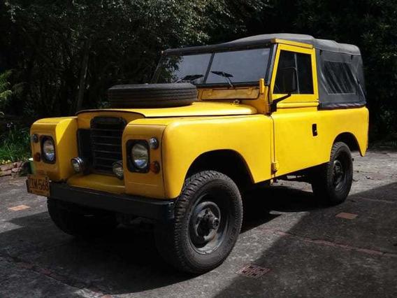 Land Rover Santana 2273 Mt 4x4