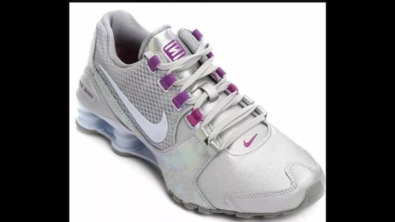 Tênis Nike Shox Original Fem Num 37