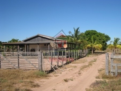 Fazenda Rural À Venda Paranatinga - Mt - Fa0071. - Fa0071