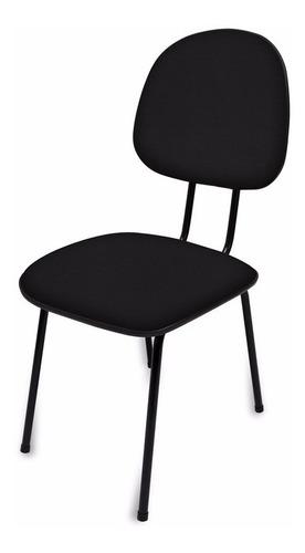 Cadeira Executiva Fixa Base Palito - Direto Do Fabricante