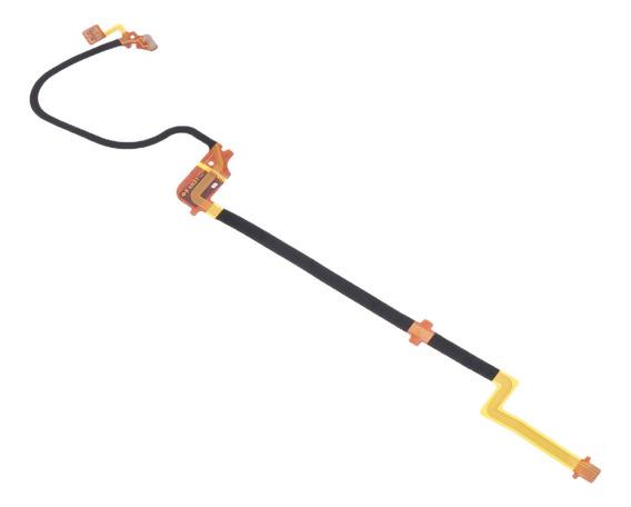 Lente Zoom Focus Escova Cabo Flex Para Sony 24-240