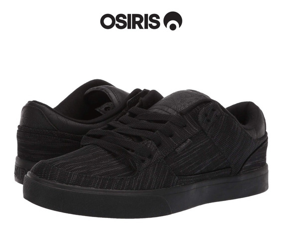 Zapatillas Osiris Protocol Black Knit