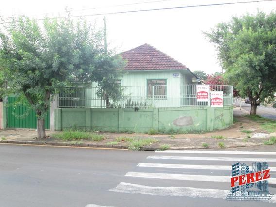 Casas Residenciais Para Alugar - 00555.001