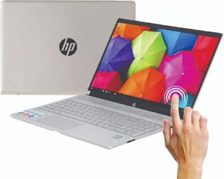 Notebook Hp Intel I5 8 Gen Quadcore 15.6touch 12g*ctas S/int