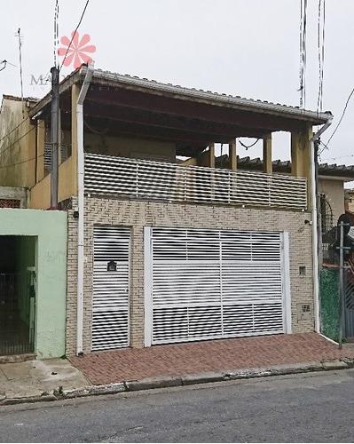 Imagem 1 de 15 de Casa Sobrado Em Vila Ponte Rasa  -  São Paulo - 1607
