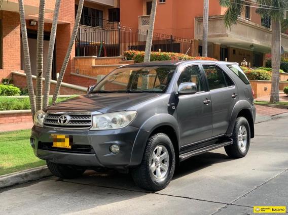 Toyota Fortuner 2.7 Sr5
