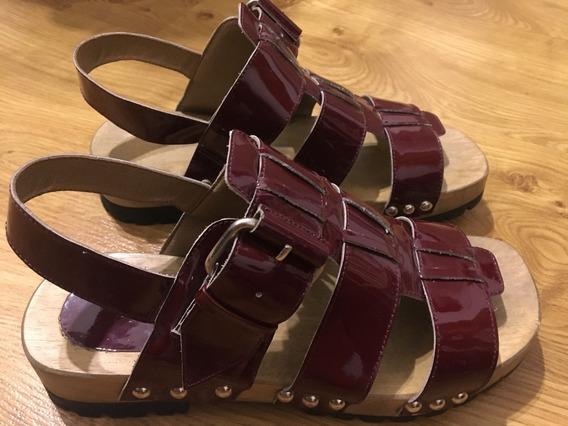 Sandalias Paruolo Impecables!!!