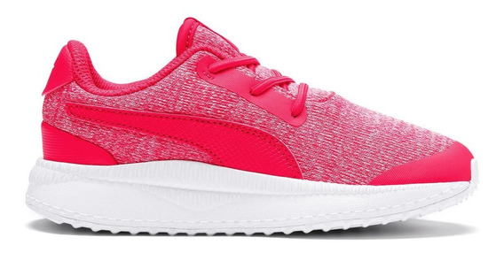 Zapatillas Puma Pacer Next Fs Knit Niño