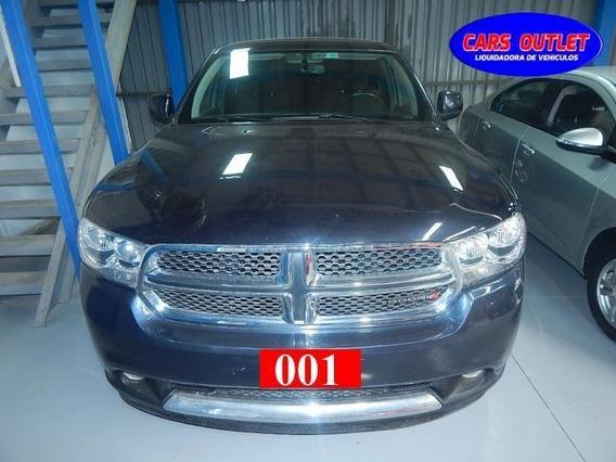 Dodge Durango Ltd 4x4 3.6 Aut 2014