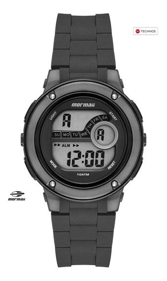 Relógio Mormaii Acqua Wave Masculino Preto - Technos C/ Nfe