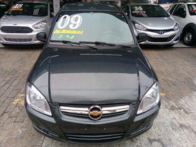 Chevrolet Prisma Maxx 1.4 Com Direcao Hidraulica 2009 Cinza