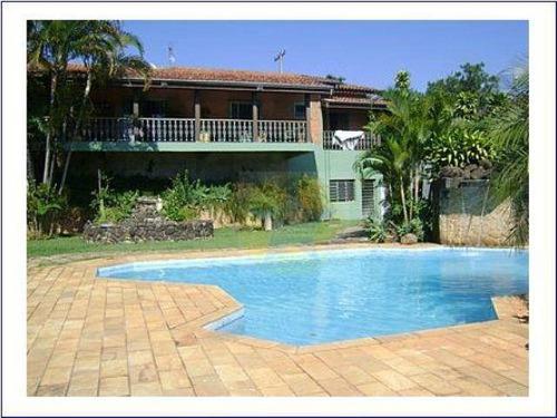 Chácara À Venda, 2000 M² Por R$ 900.000,00 - Jardim Estância Brasil - Atibaia/sp - Ch0639
