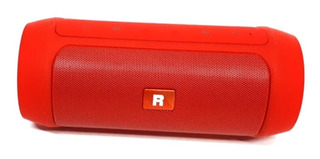 Bocina Portatil Bluetooth Powerbank Recargable Auxiliar 3.5mm Micro Sd /e