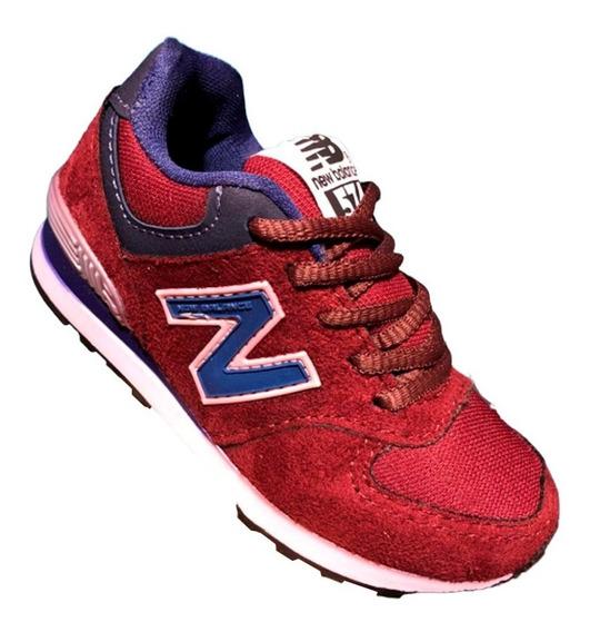 Zapatillas Para Niños Y Niñas Color Rojas Modelo New